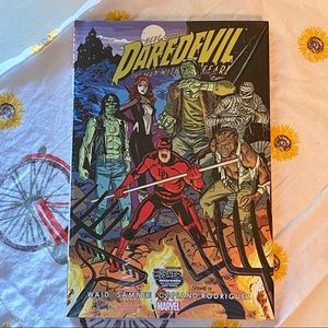 Here Comes Daredevil The Man With Fear! Comic